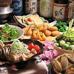 味噌とチーズのお店 鍛冶二丁 広島駅新幹線口 コースの画像
