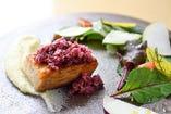 三浦野菜×フレンチ×和の彩り豊かな創作料理をお愉しみください