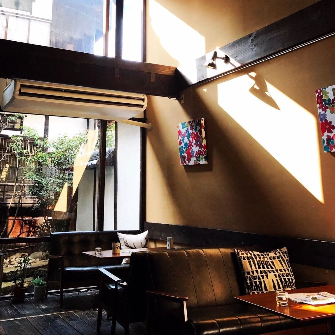 ◆築100年以上の古民家カフェ