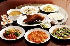 上質な空間でゆったりと寛げる 上海料理 煌蘭 丸の内店