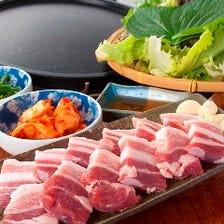 ご宴会に絶品豚肉料理宴会!!