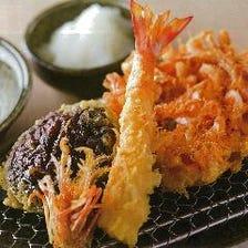 四季の移ろいを楽しむ「天ぷら」