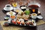 【期間限定】季節の上寿司御膳 ※季節により内容が異なります。