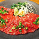 自社輸入の馬肉!日本で唯一生食が許されている食肉だから馬刺し