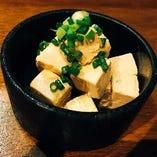 クリームチーズの甘酒醤油漬け