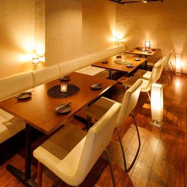 個室×チーズとイタリアン肉バル DELICA‐デリカ‐ 新潟店 店内の画像