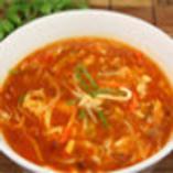 辛酸っぱいスープ