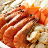 海鮮をたっぷり使用した鍋は絶品!