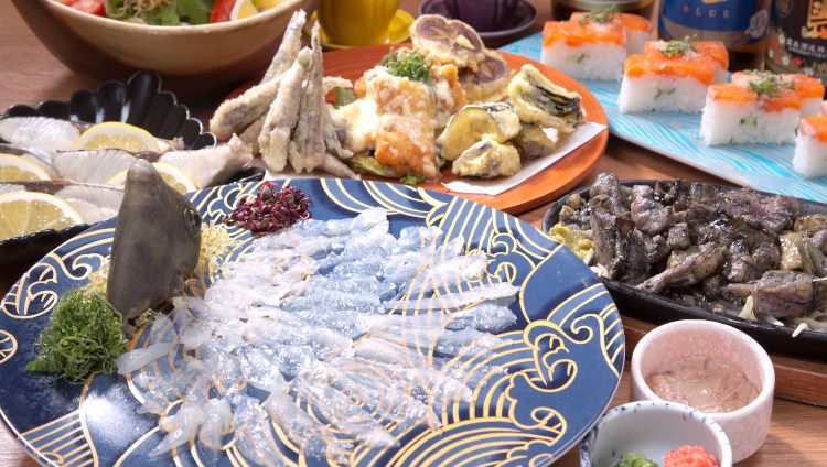 2名様から◎地どり、鍋、鮮魚を満喫