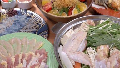 肉と魚 あおき  コースの画像