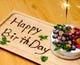 記念日には、無料でケーキ付のプレートをプレゼント♪