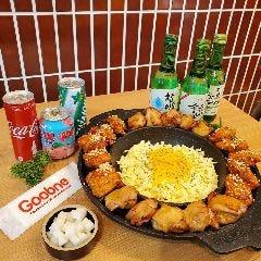 Goobne Chicken 大阪鶴橋店 (グッネチキン)