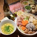 イタリアンバルが考案した選べる鍋コースが冬季限定ご予約受付中