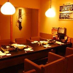 個室居酒屋 いろはにほへと 勝田駅前店 店内の画像