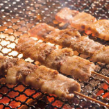 北海道産豚串!【北海道】