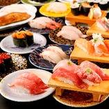 新鮮なネタを使用し和の醍醐味を感じる江戸前寿司