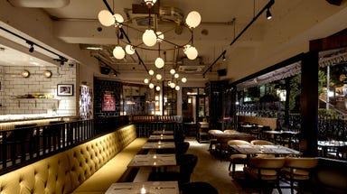 CAFE GITANE  店内の画像