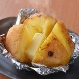 熟成インカ芋のじゃがバター