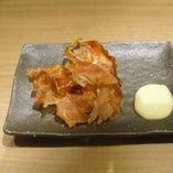 鮭とば 380円(税抜) 北海道と言えば鮭とば!
