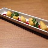 北海道カマンベールチーズフライ
