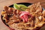 北海道豚丼