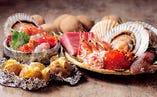 北海道産のこだわり【食材、焼酎、日本酒、ワイン】でおもてなし