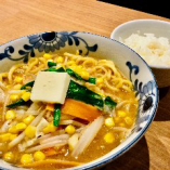 北海道小麦「春よ恋」100%  北海道味噌ラーメン