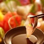 県内産の新鮮な魚介類用意してます!!