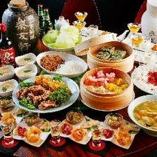 選べる!豊富なコース料理☆