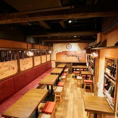 池袋西口 肉寿司  店内の画像