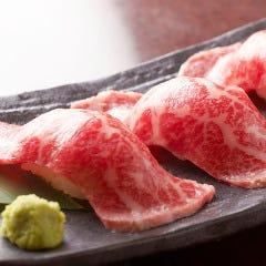 池袋西口 肉寿司