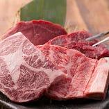 こだわりのお肉をたっぷりご堪能ください。