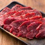 ジューシーで柔らかいお肉を自信を持って提供。