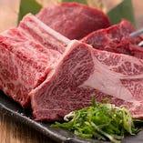 「食べ放題100種」にはローステーキや厚切りステーキも選べます!