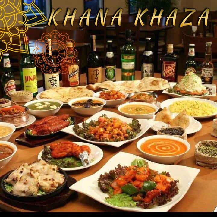 KHANA KHAZA
