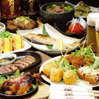 飯田橋酒場 祭  コースの画像