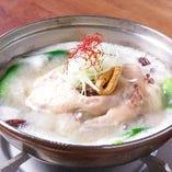 サムゲタン鍋