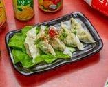 青唐辛子水餃子