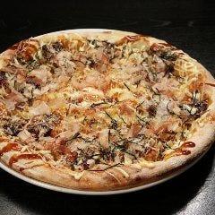 なごやん!お好みピザ【重さ2.8kg・全長40cm】