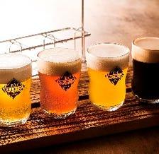 TOKYO隅田川ブルーイングを飲み比べ