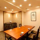 ◆ご会食・接待利用におすすめの2名様~6名様半個室ございます