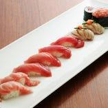生本鮪 鮪三昧寿司