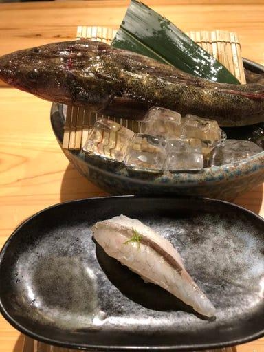 旬魚彩鮨 水仙  こだわりの画像