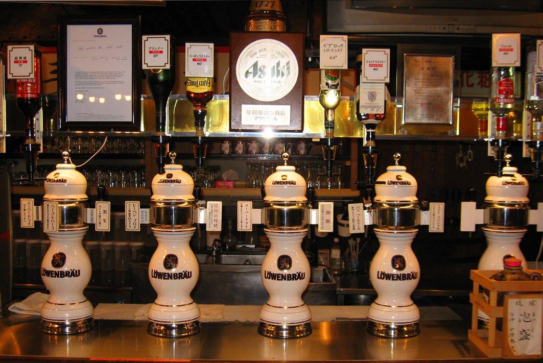 生ビールが11種類も!