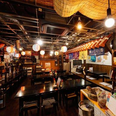 琉球キッチン 東屋慶名  店内の画像