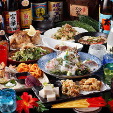 各種宴会コース 2,800円からご用意ございます!