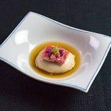 金沢からの腕利き料理長の加賀料理と厳選和牛をお楽しみください