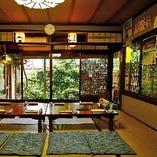 【11~24名様/お座敷席】雰囲気のある京古民家で個室宴会!