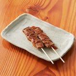 牛串焼 -果実とにんにくの旨味-