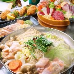 海鮮と産地鶏の炭火焼き うお鶏 富士駅前店